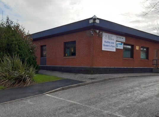 Audley & Queen's Park Neighbourhood Learning Centre